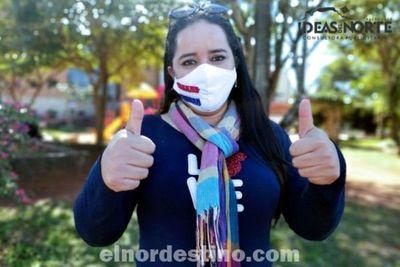A Puro Pulmón: abogada Margaret Delgado quiere representar a los sectores vulnerables de la comunidad en la Junta Municipal