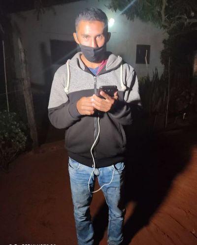 Ladrones interceptan a trabajador y roban la moto en la que se desplazaba