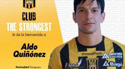 Dos paraguayos son presentados en The Strongest