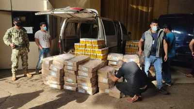 Manifestación POLITICA para liberar contrabando no impedirá los CONTROLES