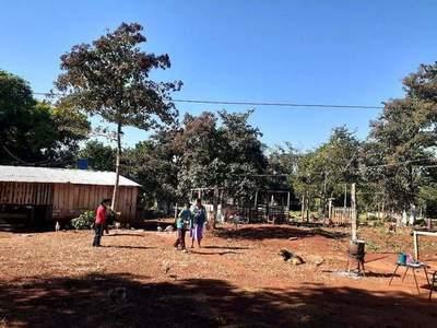 Concejales sinvergüenzas quieren a toda costa despojar de tierras a herederos de excombatiente