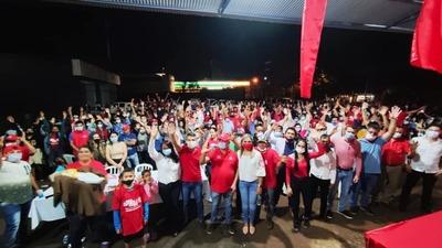 Nelson Espínola asegura que los colorados de San Alberto no darán segunda oportunidad a corruptos – Diario TNPRESS