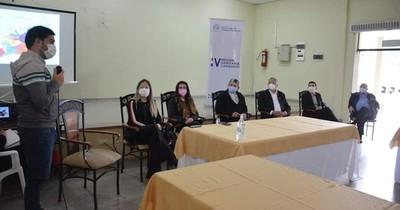 La Nación / Analizan medidas para impedir aumento de contagios en Caaguazú durante internas