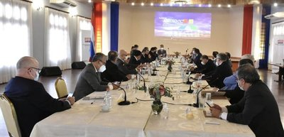 Autoridades y técnicos analizan escenarios con miras a las negociaciones del Anexo C