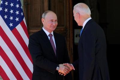 Empieza la histórica cumbre de Putin y Biden en Ginebra