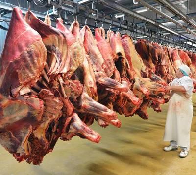 Senacsa estima faenar 1.200.000 cabezas de ganado a junio del 2021