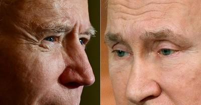 La Nación / Biden y Putin se reúnen hoy en Ginebra