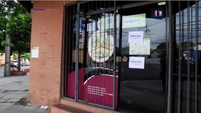 Millonario atraco a cooperativa en Asunción