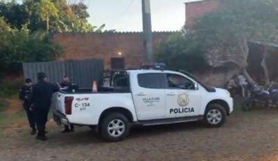 Entre fuego cruzado asesinan a un joven en Villa Elisa