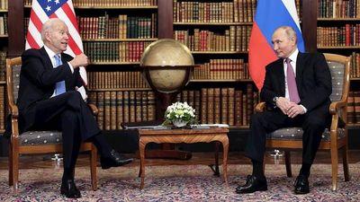 Putin y Biden se reunieron casi dos horas en primera reunión