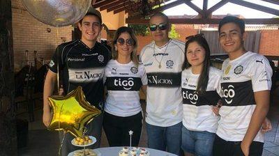 El emotivo mensaje de Víctor 'Animal' Quintana a su hijo que juega en Olimpia