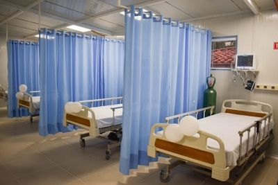 En Lambaré incorporan camas para atender pacientes de COVID-19