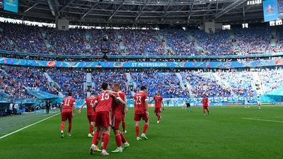 Resumen del partido Finlandia 0-1 Rusia