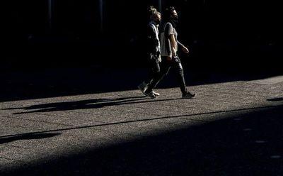 Chile registra menos de 40.000 casos activos por primera vez desde mayo