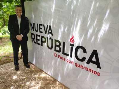 Precandidato colorado a intendente de Asunción pretende duplicar presupuesto municipal