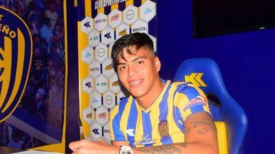 Pablo Meza ficha por el club de sus amores