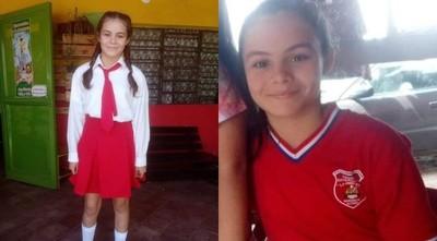 Salió camino al colegio pero nunca llegó, familiares buscan a menor de 12 años desaparecida en Roque Alonso