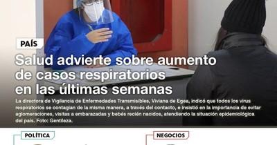 La Nación / LN PM: Las noticias más relevantes de la siesta del 16 de junio