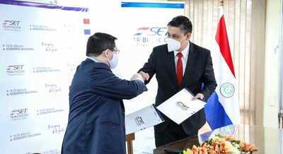 SET e INE firman convenio para determinar políticas de regímenes especiales