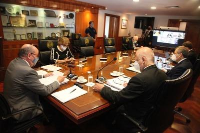 Corte ratificó y designó a varios fiscales y defensores públicos
