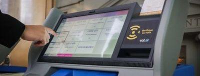 TSJE habilitará máquinas de capacitación en los locales de votación este domingo