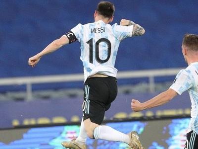 Messi se traza el objetivo de ganar la Copa América