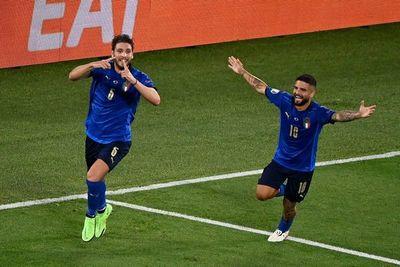 Italia se instala en octavos de la Eurocopa