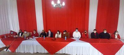 Cartistas cierran campaña proselitista en Coronel Oviedo