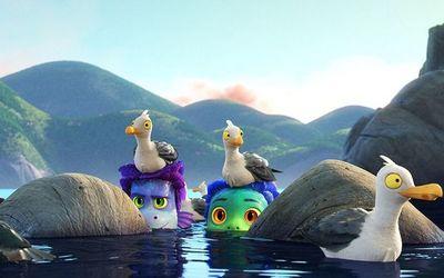 "Pixar veranea en la Riviera Italiana con ""Luca"""