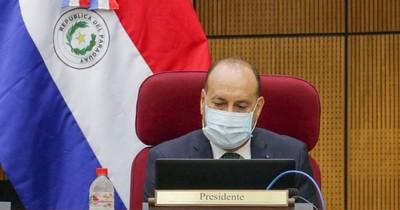 La Nación / Internas municipales retrasa elección de mesa directiva del Senado