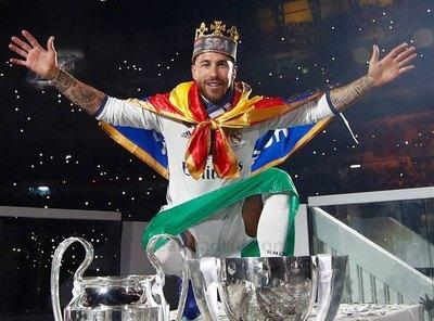Sergio Ramos deja el Real Madrid 16 años y 22 títulos después