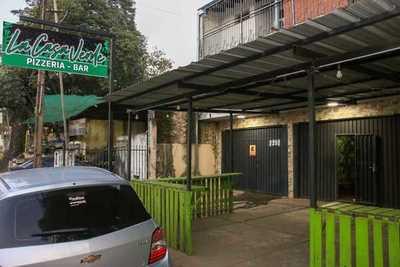 SENAD allana bar donde se comercializaba pizzas especiales que incluía moñitos de cocaína