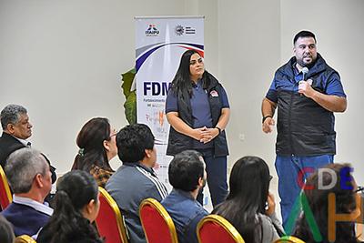 Concurso para el desarrollo de emprendimientos innovadores llegó a Alto Paraná .