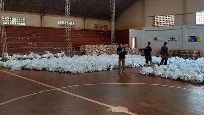 Denuncian que hasta los muertos retiraron kits de víveres en Natalio