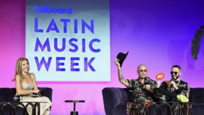 La Semana de la Música Latina de Billboard se celebrará en vivo