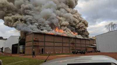 Controlan voraz incendio en Colonias Unidas