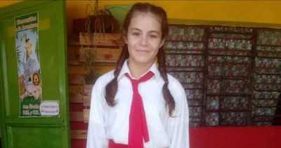 Encuentran a la pequeña Mayra en Remansito
