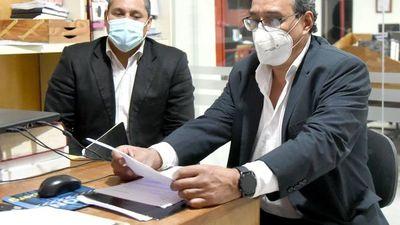 Auditoría del Ejecutivo emplaza a Hugo Javier  a entregar documentos