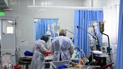 Sanatorios privados internaron  a 1.700 pacientes con Covid  a cargo del MSP