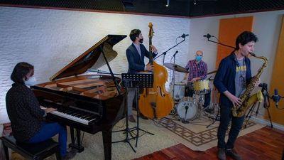 Cuarteto de jazz Joaju representa a Paraguay en  festival de Colombia