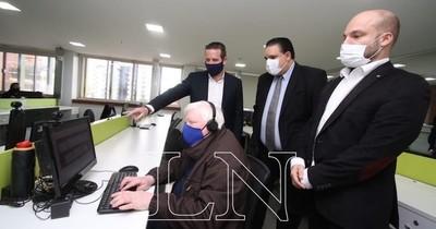 La Nación / ANR sigue con Feria de Empleo para no videntes