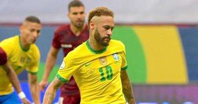 La Nación / Brasil y Colombia van por cuartos