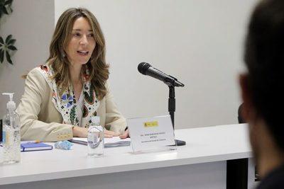 Ecuador y España buscan nuevos horizontes en la visita de la secretaria de Comercio