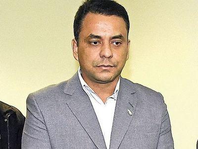 Carlos Sánchez Garcete será camillero en el Hospital de Trauma