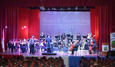 La OCSAL presenta su tercer concierto del año