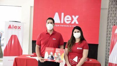 Alex SA    renueva su imagen y reafirma su gran compromiso con los clientes