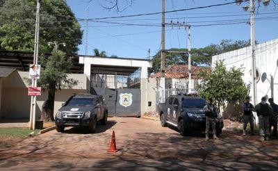CDE: Imputan a 9 personas implicadas en supuestas extorsiones realizadas desde la cárcel