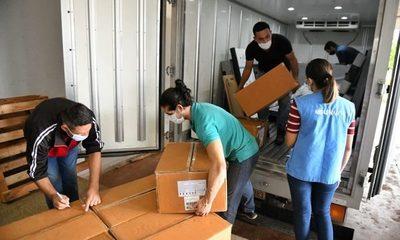 ITAIPU entregó 22.000 ampollas de atracurio – Diario TNPRESS