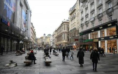 A partir de julio, Austria eliminará el uso obligatorio de mascarillas y permitirá eventos masivos