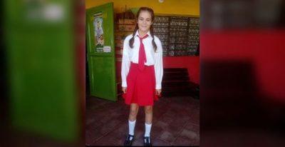 MRA: Menor desaparecida habría salido de su casa por problemas familiares, según fiscala
